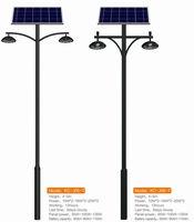 2014 new design solar led garden light 20W 30W 40W