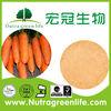Dried vegetables powder, carrot powder
