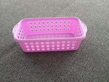 kitchen bread and vegetable plastic storage basket