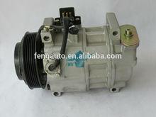 6CA17C denso compresor auto para BENZ W202 clase C180 C260 0002340711 0002301311 0002308611 447200 - 9052 447100 - 2485