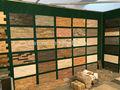 Vários pedra da cultura, Material de decoração para parede, Ardósia natural azulejos azulejos do piso telhas