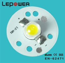 Bridgelux LED chip, chip material InGaN 3W COB LED , high reliablity