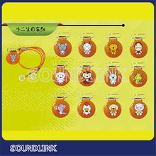 Unique design cute Zodiac BTE kids clip for protectiong hearing aids