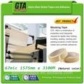 Dienstprogramm 67a 15575x3100 krepppapier kreppband jumbo für schneidemaschine