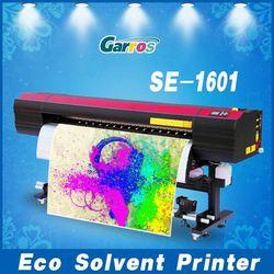 plotter for flex banner vinyl mesh canvas SE1601(1440dpi,DX5 head,luxurious quality,8colors/outdoor printer)