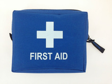 Empty family first aid kit bag made in china