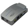 factory price VGA to RCA converter , CVBS/ S-video / Coaxial VGA to AV converter support PAL/NTSC for sale