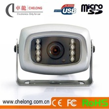 Chelong Factory price 1/3 Sony HAD CCD IR lights high definition car backup/side camera