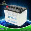 Good Quality JIS Dry Charged batteries high quality automotive batteries12V50Ah
