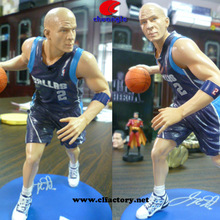 custom Polyresin Basketball Player , resin NBA star figure