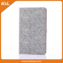 tablet folio case for Samsung Galaxy Tab Pro 8.4, zebra