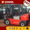 YTO 3 ton forklift hand operated manual forklift/hand hydraulic forklift