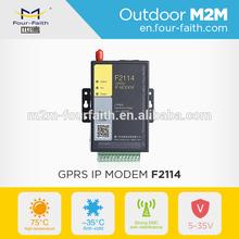 F2114 GPRS Modem / GSM Modem, Support SIM Card for vending machine i