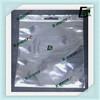 Clear zip lock plastic opp bag