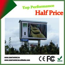 Wholesale waterproof long lifespan p10 outdoor LED display board/ screen/ panel