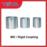 electrical IMC Rigid galvanized steel Conduit Coupling