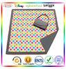 100% polyester picnic mat in bag