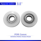 For using in canon ir5000 6000 spacer roller printer spare parts