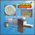 1000kg/h diseño compacto de plátano de maquinaria de procesamiento