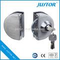 Alta calidad ss de seguridad de la puerta de vidrio de bloqueo JU-W508