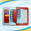 High grade high quality for ipad mini wallet leather case