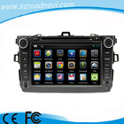 Android Car GPS Navigation for Toyota Corolla 2006-2011 with Bluetooth,3G,WIFI