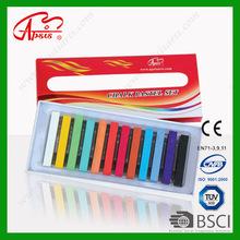 12colors soft chalk pastel