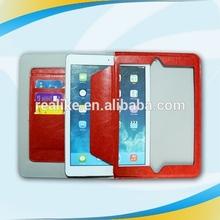 Top grade wholesale glitter pu leather case for ipad mini