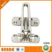 National Hardware D3806 Door Security Guard in Satin Nickel