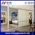Belle image décorative PVC encadrée porte coulissante pour salon