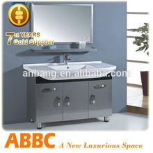 stainless steel metal legs for bathroom vanity model no.B-8868