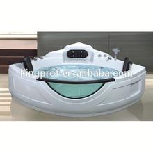 Fashion massage bathtub whirlpool massage bathtub