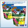 Custom Resealable Plastic Liquid Detergent Spout pouch, stand up laundry Bag