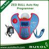 Practical smart car key maker zed bull OBD2 auto zedbull key programming v
