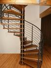 Modern railing stairs grill design/indoor stair villas