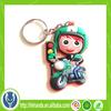 2014 Cheapest price custom rubber keychains,logo projector keychain,make rubber keychains