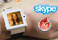 Cheap MTK 6577 watch cell phone