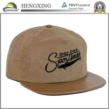 2014 fashion corduroy men and women snapback winter hats