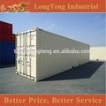 gl bv certificado 40ft high cube de contenedores marinos de los fabricantes