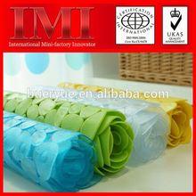Hot ISO9001 14001 RoHS Certificate Custom Printed Natural PVC non skid bath mats