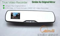2.7ch hd 720pcar camera mirror r100