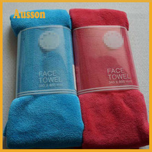 super absorbent polyester microfiber hand towel tablets