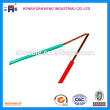 China Manufacturer H05V-U H07V-U 16 AWG Copper Electric Wire
