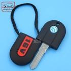 Best price VW key blank wholesale VW HV PROFILE BLANK KEY Jetta 16V VR6 G60 RALLYE MK1 MK2 POLO JETTA PASSAT VENTO GENUINE