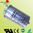 ac motor run air conditioner compressor cbb65 sh oil capacitor