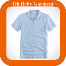 Cheap Blue Polo Shirt Fitting Polo Shirt For Unisex Wholesale Plain Polo Shirt Custom Logo