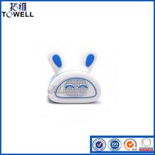 cnc plastic MP3/MP4/MP5 music speaker prototype