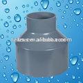 Pvc accesorios de tubería de pvc- la reducción de acoplamiento( hembra& zócalo) suministro de agua accesorios
