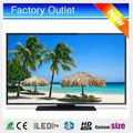 novo design lcd televisão preço barato por atacado