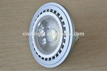High quality gu10 15w ar111 led light spot made in P.R.C